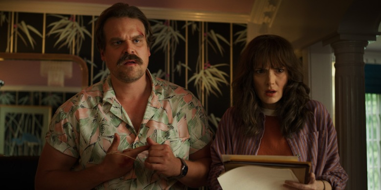 David Harbour 'Stranger Things' Contract Includes Season 4 | IndieWire