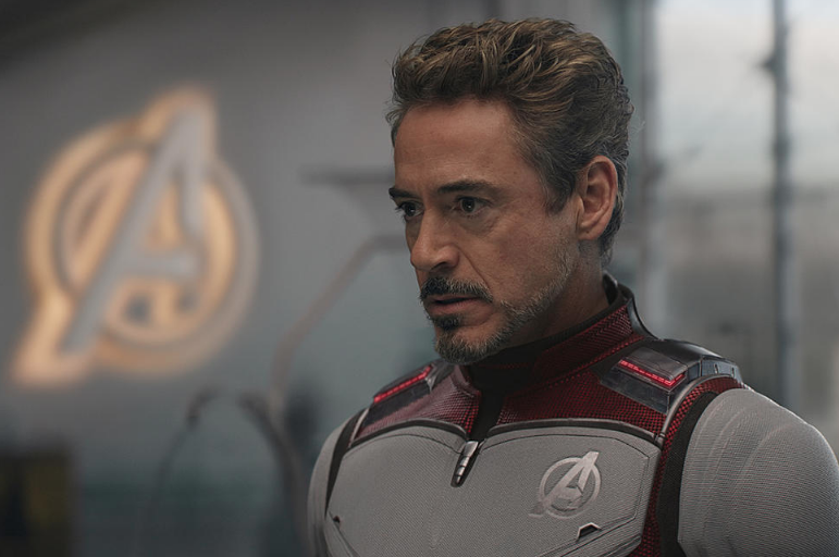 """Robert Downey Jr., """"Avengers: Endgame"""""""