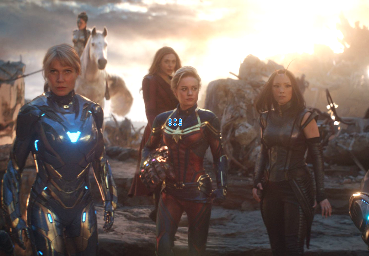 Someone Edited the Women Out of 'Avengers: Endgame,' But the Joke Is On the Sexist Trolls
