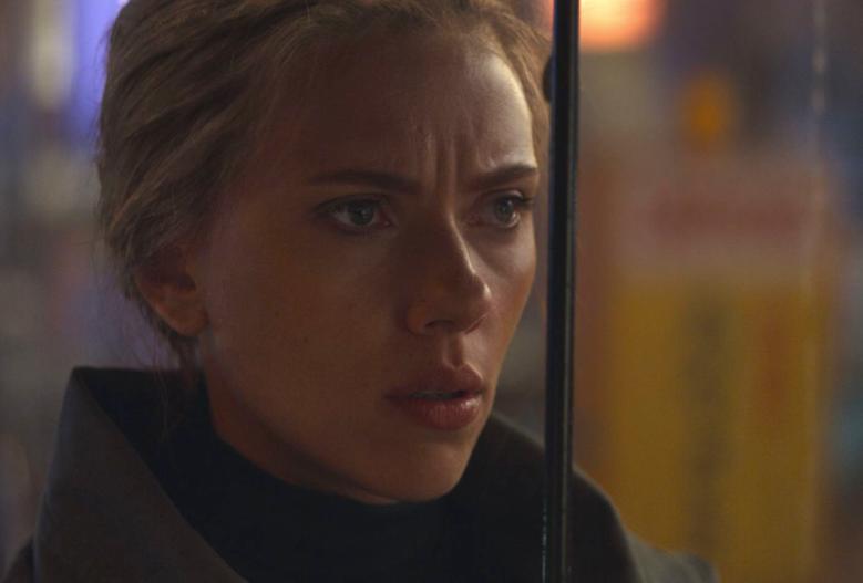 "Black Widow, ""Avengers: Endgame"""
