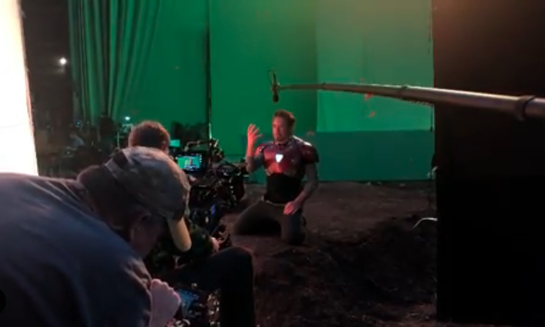 The Epic Set Footage of Robert Downey Jr.'s 'Avengers: Endgame' Snap Has Dropped Online — Watch