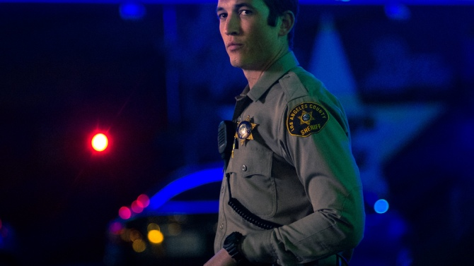 Too Old to Die Young Miles Teller Amazon