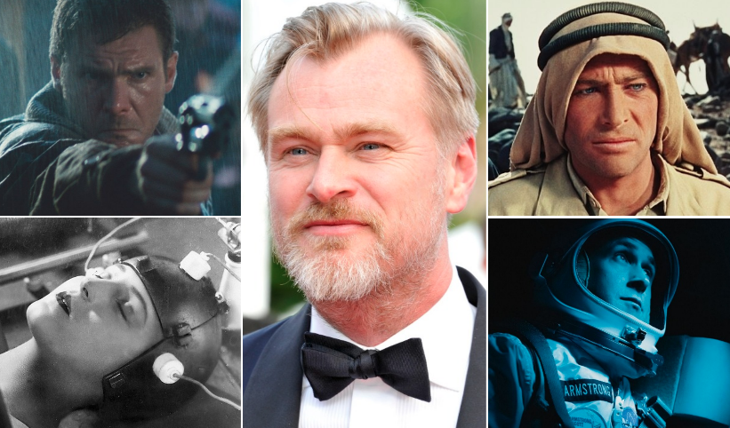 Christopher Nolan's Favorite Movies: 30 Films the Director Wants You to See