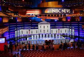 NBC Democratic Debate
