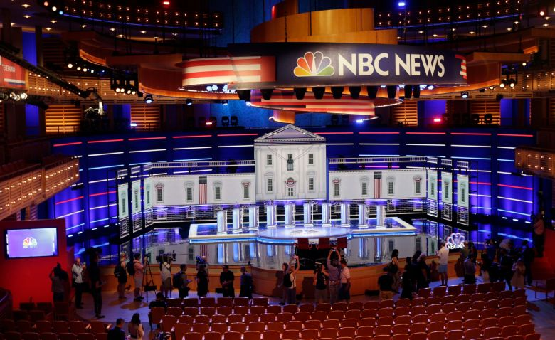 Watching NBC's Presidential Debates: Start Time, Channel