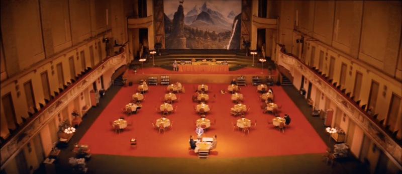 Wes Anderson Best Shots