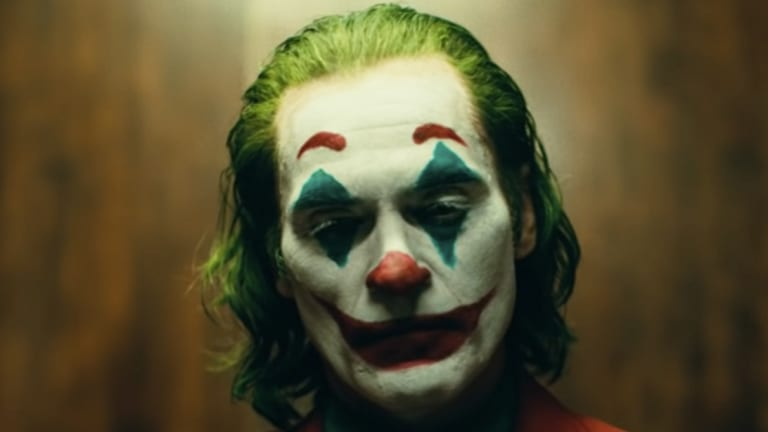 A picture from the Joker movie