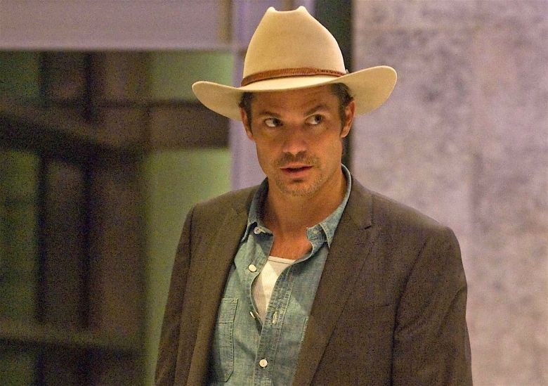 "Timothy Olyphant, ""Justified"""