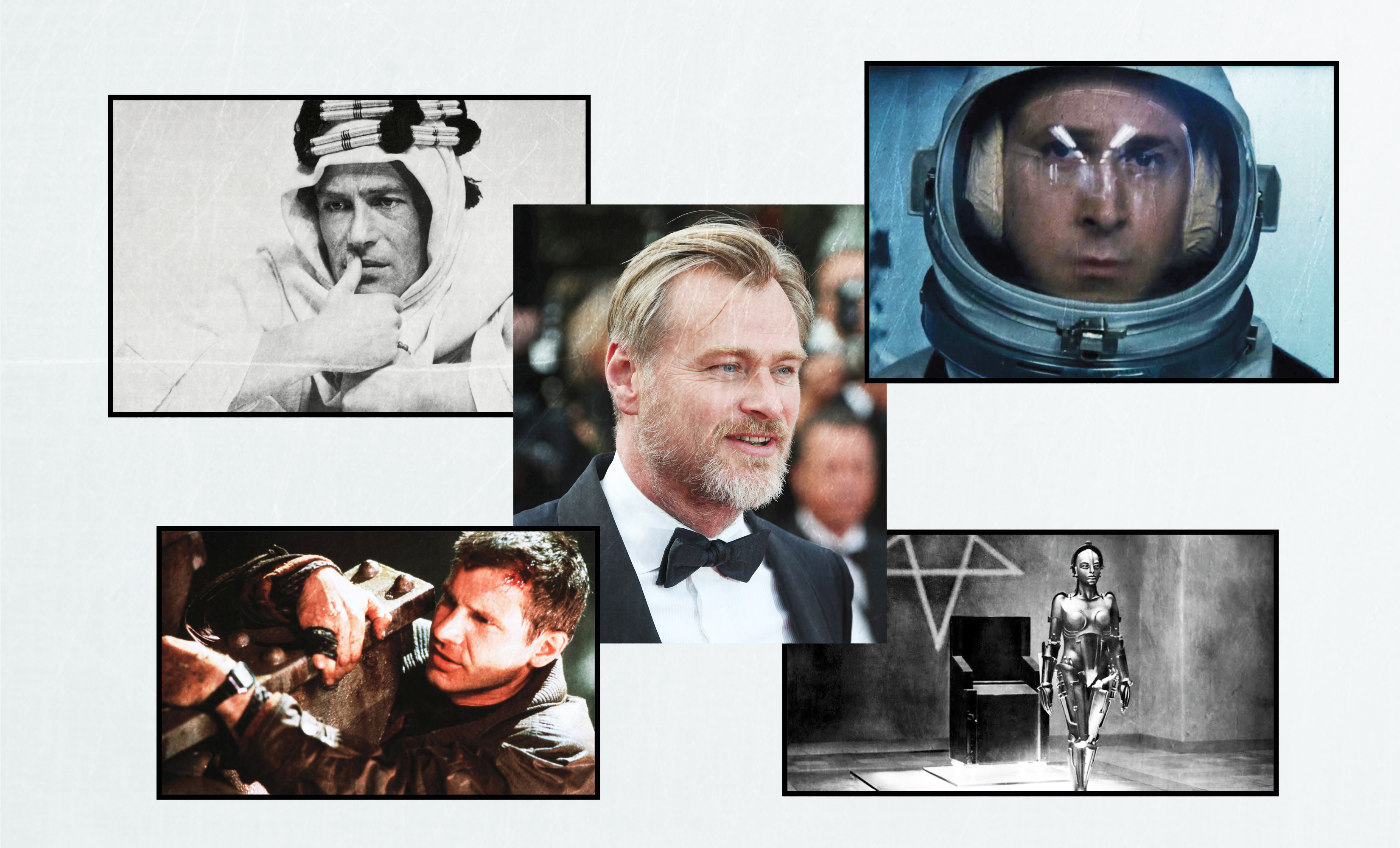 Nolan favorite films