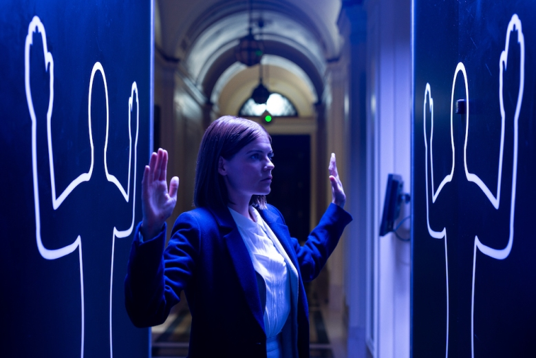 "Emma Greenwell in ""The Rook"" Season 1 Starz"