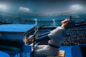 'Once Upon a Time in Hollywood' and 'Rocketman': Mixing Reality and Fantasy with Iconic Rock Songs