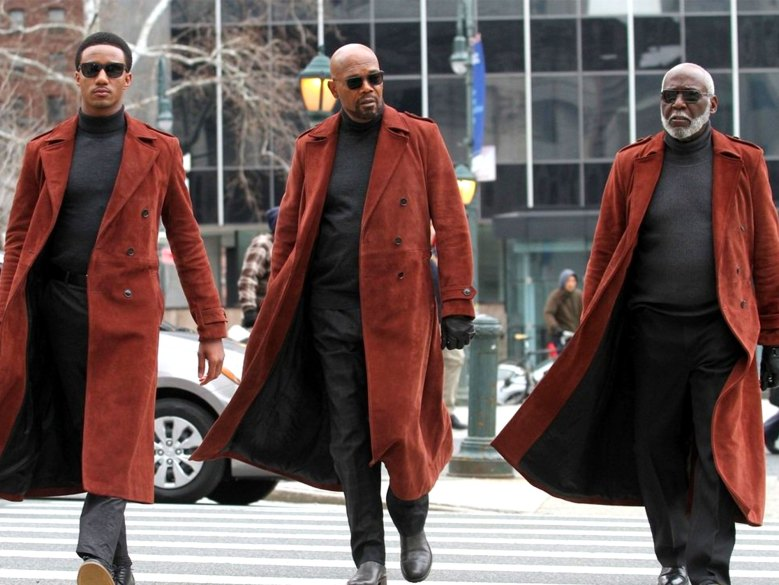 Shaft (2019), Samuel L. Jackson