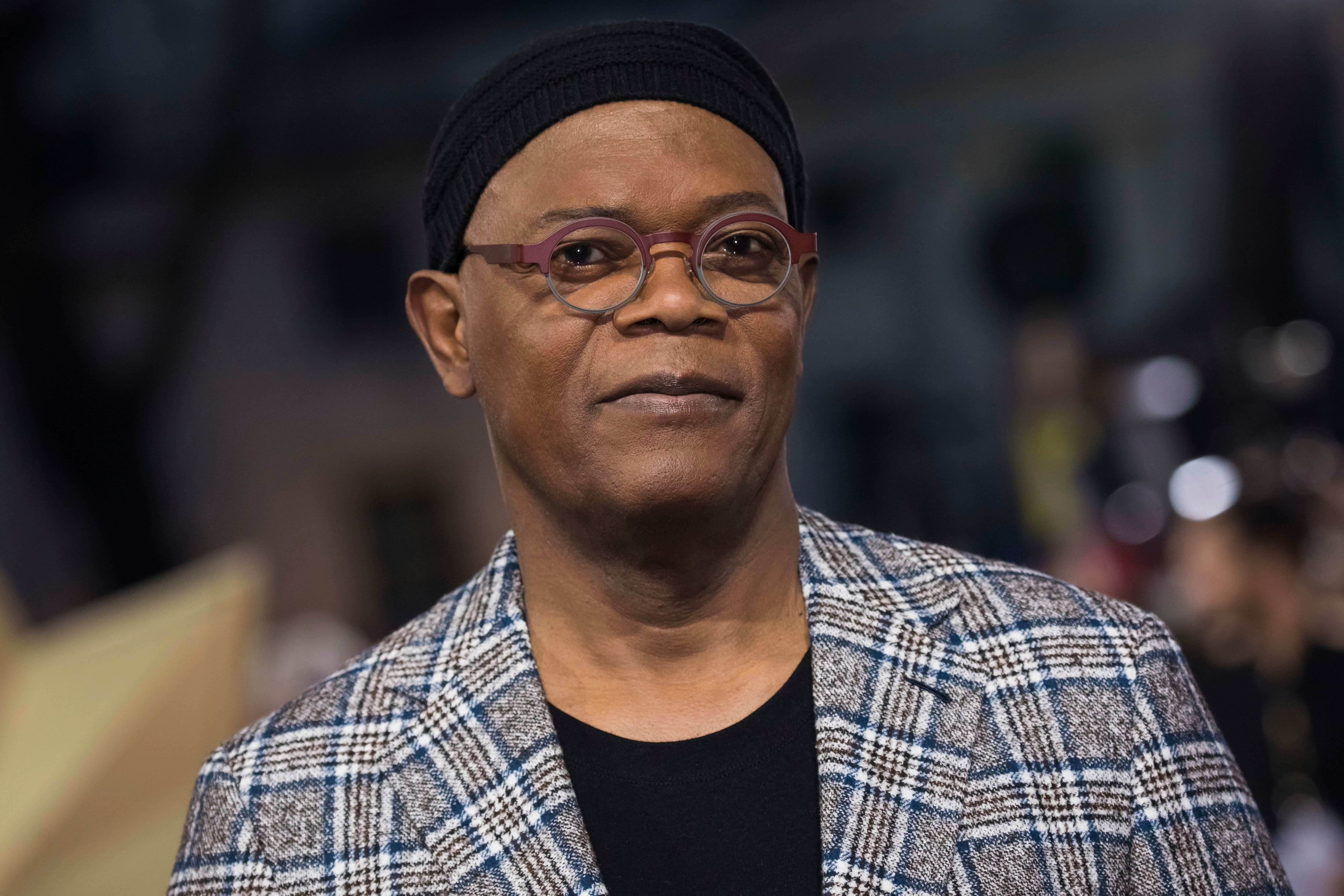 Samuel L. Jackson Demands Answers for 'Spider-Man' Poster Gaffe: 'What the F**k Is Going On Here?'