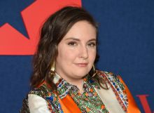 "Lena Dunham attends the premiere of the final season of HBO's ""Veep"" at Alice Tully Hall, in New YorkNY Premiere of HBO's ""Veep"" Final Season, New York, USA - 20 Mar 2019"