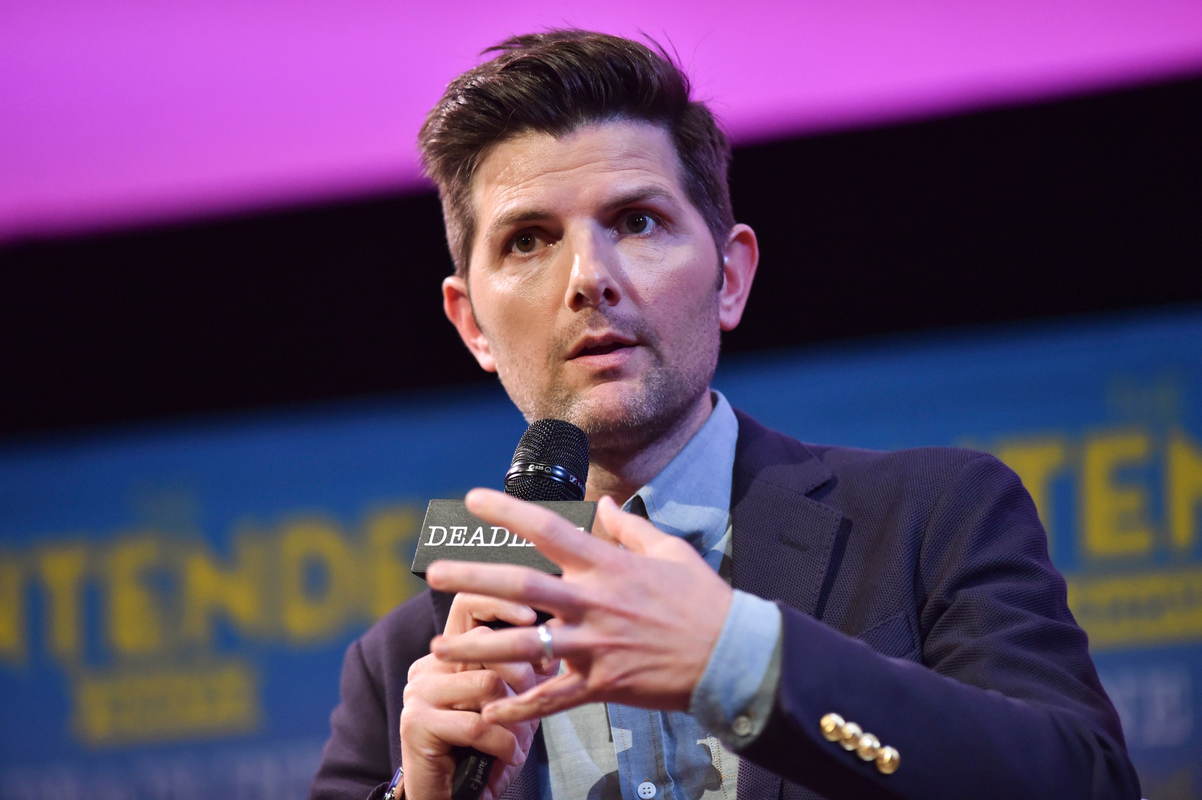 Adam Scott Slams Mitch McConnell for Using 'Parks and Rec' Character to Support Trump