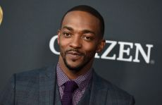 "Anthony Mackie arrives at the premiere of ""Avengers: Endgame"" at the Los Angeles Convention Center onLA Premiere of ""Avengers: Endgame"" - Arrivals, Los Angeles, USA - 22 Apr 2019"