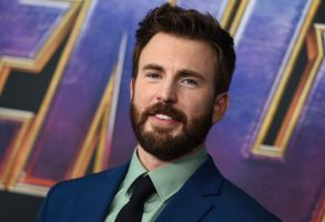 "Chris Evans arrives at the premiere of ""Avengers: Endgame"" at the Los Angeles Convention Center onLA Premiere of ""Avengers: Endgame"" - Arrivals, Los Angeles, USA - 22 Apr 2019"