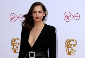 Ruth Wilson poses for photographers on arrival at the 2019 BAFTA Television Awards in LondonBAFTA TV Awards 2019, London, United Kingdom - 12 May 2019