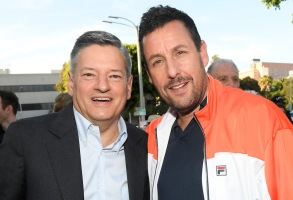 Ted Sarandos and Adam Sandler'Murder Mystery' film premiere, Arrivals, Regency Village Theatre, Los Angeles, USA - 10 Jun 2019