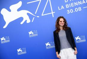 Lucrecia MartelVenice Film Festival 2017, Italy - 01 Sep 2017Argentinian director Lucrecia Martel poses during a photocall for 'Zama' at the 74th annual Venice International Film Festival, in Venice, Italy, 31 August 2017. The festival runs from 30 August to 09 September.