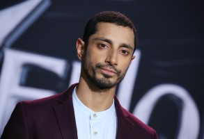 Riz Ahmed'Venom' film premiere, Arrivals, Los Angeles, USA - 01 Oct 2018