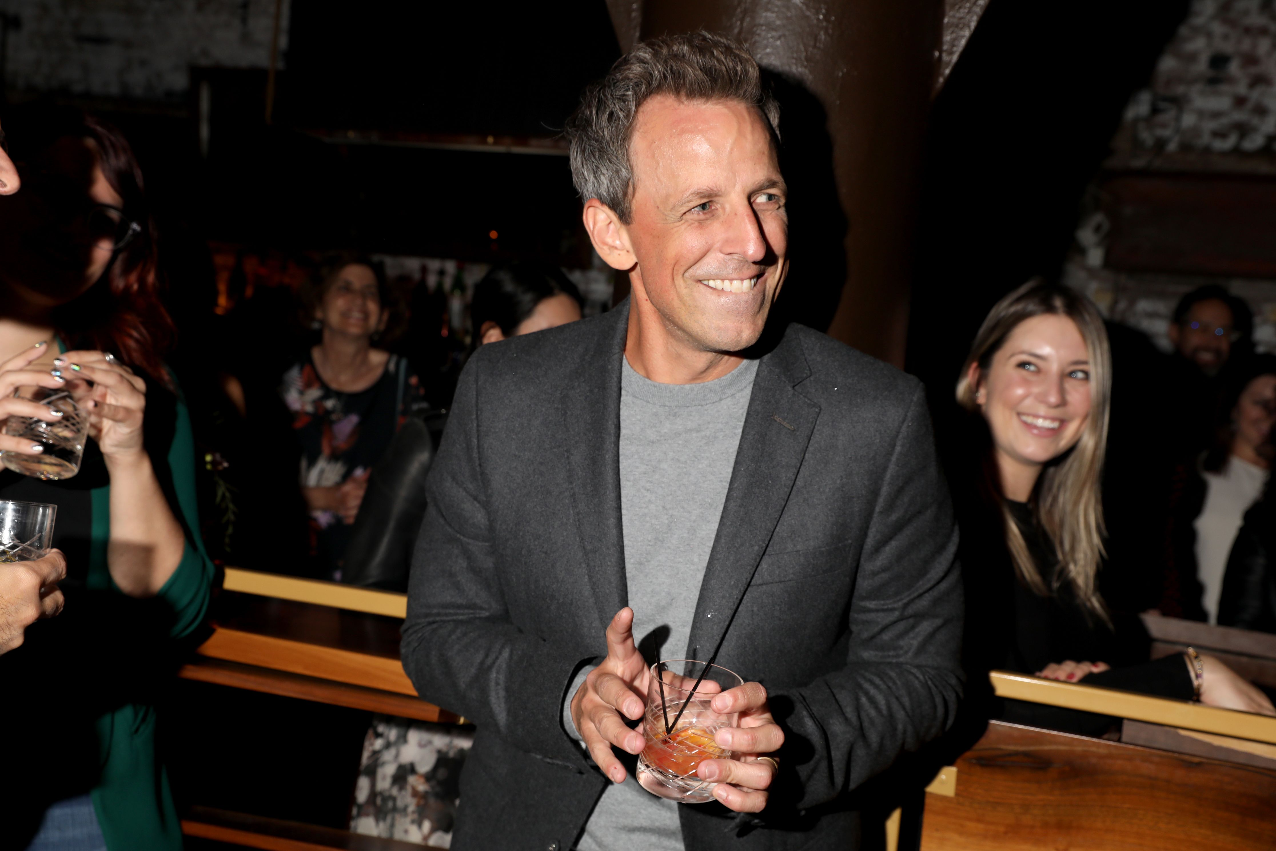 Seth Meyers Is Not a Cuck. But He Is King of 'Late Night.'