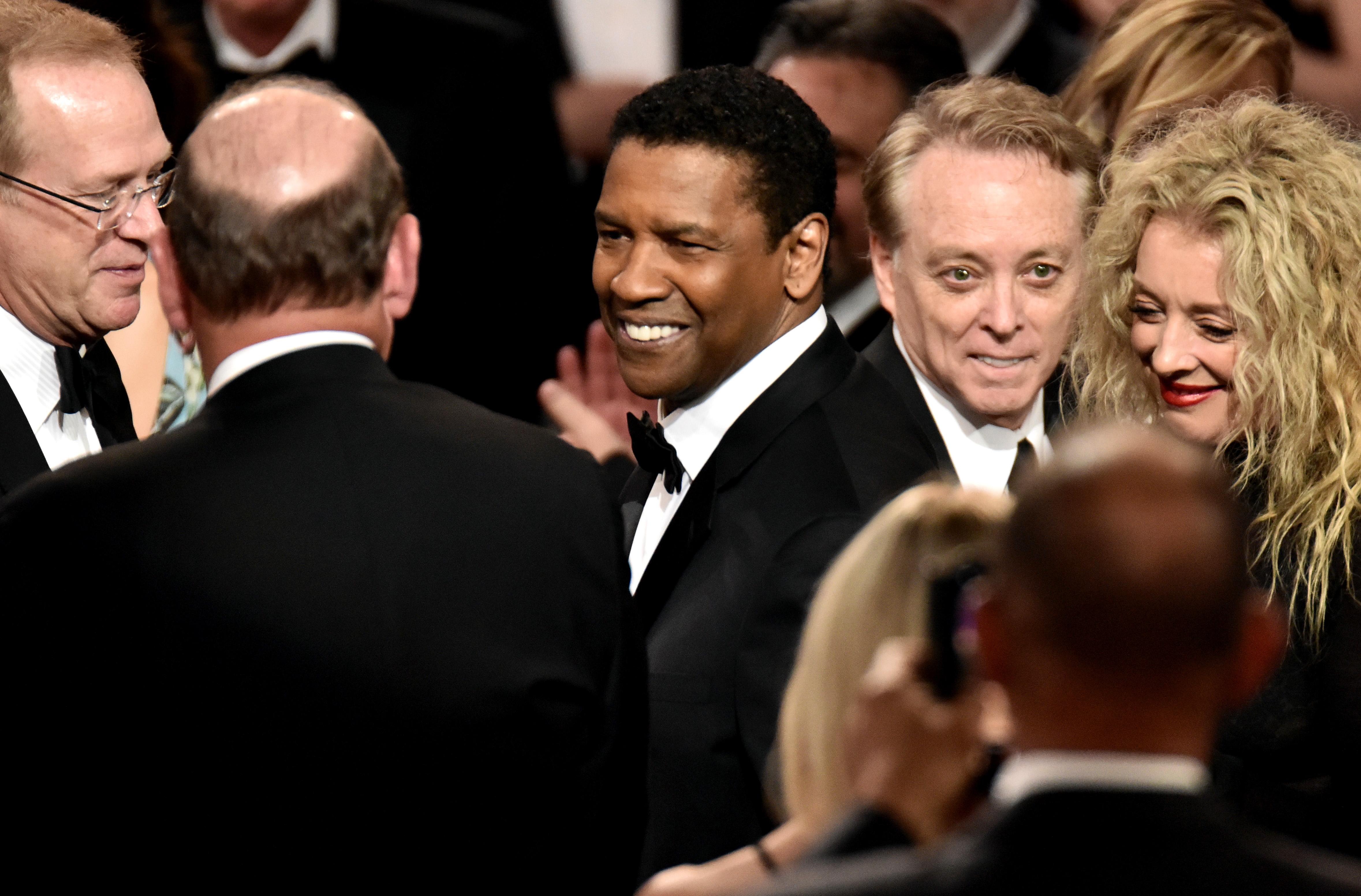 Denzel WashingtonAFI Honors Denzel Washington, Show, Dolby Theatre, Los Angeles, USA - 06 Jun 2019
