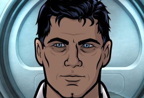 "ARCHER: 1999 -- ""Cubert""  -- Season 10, Episode 8 (Airs Wednesday, July 24, 10:00 p.m. e/p) Pictured: Sterling Archer (voice of H. Jon Benjamin). CR: FXX"