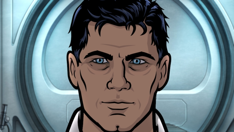 """ARCHER: 1999 -- """"Cubert""""  -- Season 10, Episode 8 (Airs Wednesday, July 24, 10:00 p.m. e/p) Pictured: Sterling Archer (voice of H. Jon Benjamin). CR: FXX"""