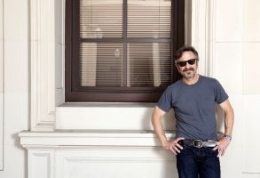 "This photo shows actor, comedian and podcaster Marc Maron posing for a portrait in Los Angeles to promote his new indie comedy ""Sword of TrustMarc Maron Portrait Session, Los Angeles, USA - 11 Jun 2019"