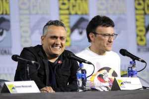 Russo Brothers SDCC Panel Blessed With Cameos From Your Favorite Avengers