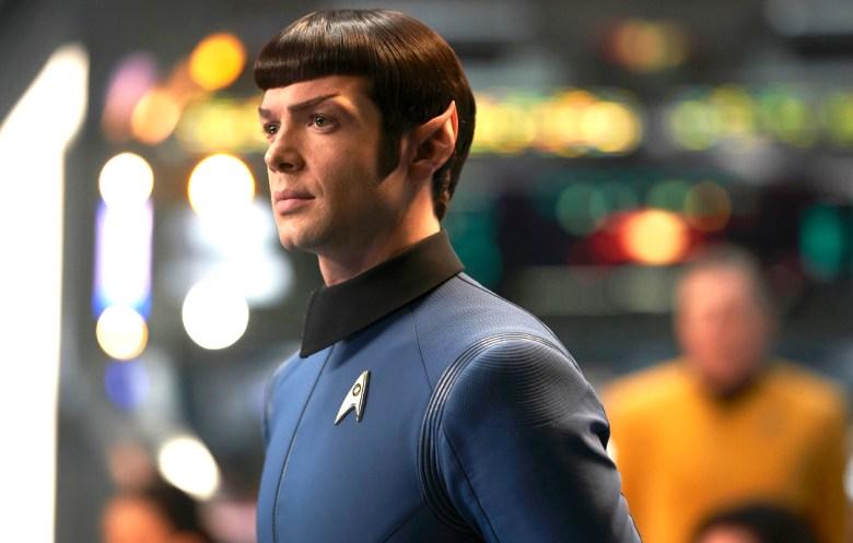 "Ethan Peck, ""Star Trek: Discovery"""