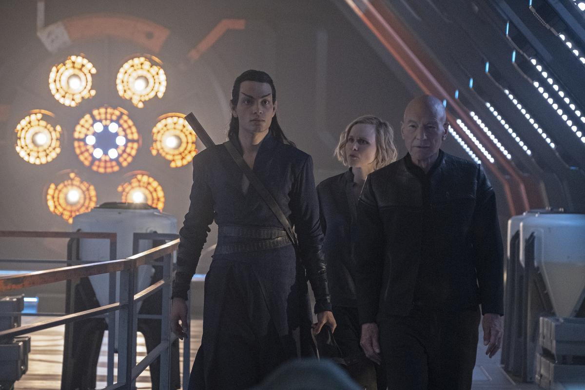 'Star Trek: Picard': How the Production Design Achieved a New Retro-Futuristic Vibe