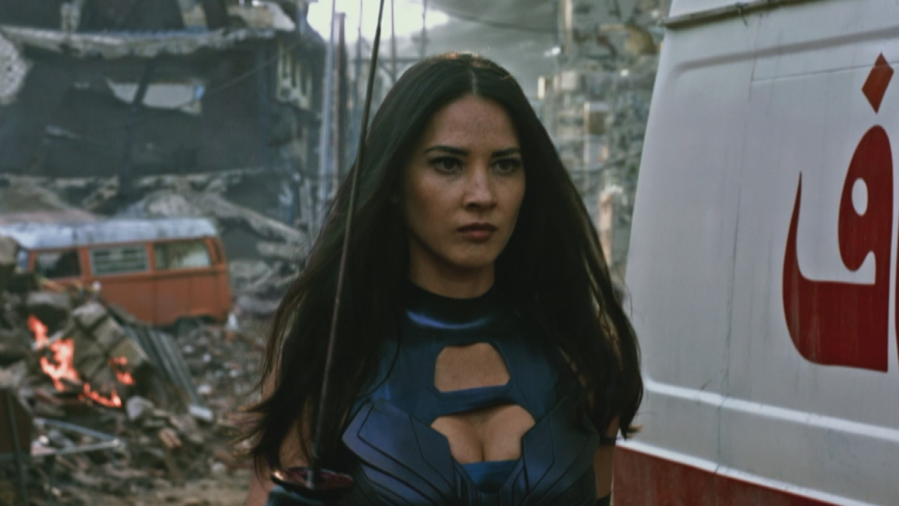 Olivia Munn Got Frustrated With How Little Bryan Singer Knew About Her 'X-Men' Character