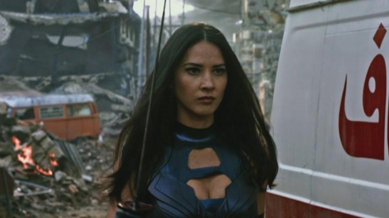 "Olivia Munn, ""X-Men: Apocalypse"""
