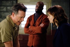 Evil CBS Mike Colter