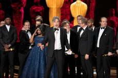 THE OSCARS® - The 91st Oscars® broadcasts live on Sunday, Feb. 24, 2019, at the Dolby Theatre® at Hollywood & Highland Center® in Hollywood and will be televised live on The ABC Television Network at 8:00 p.m. EST/5:00 p.m. PST. (ABC/Craig Sjodin)CAST AND EXECUTIVE PRODUCERS OF THE GREEN BOOK