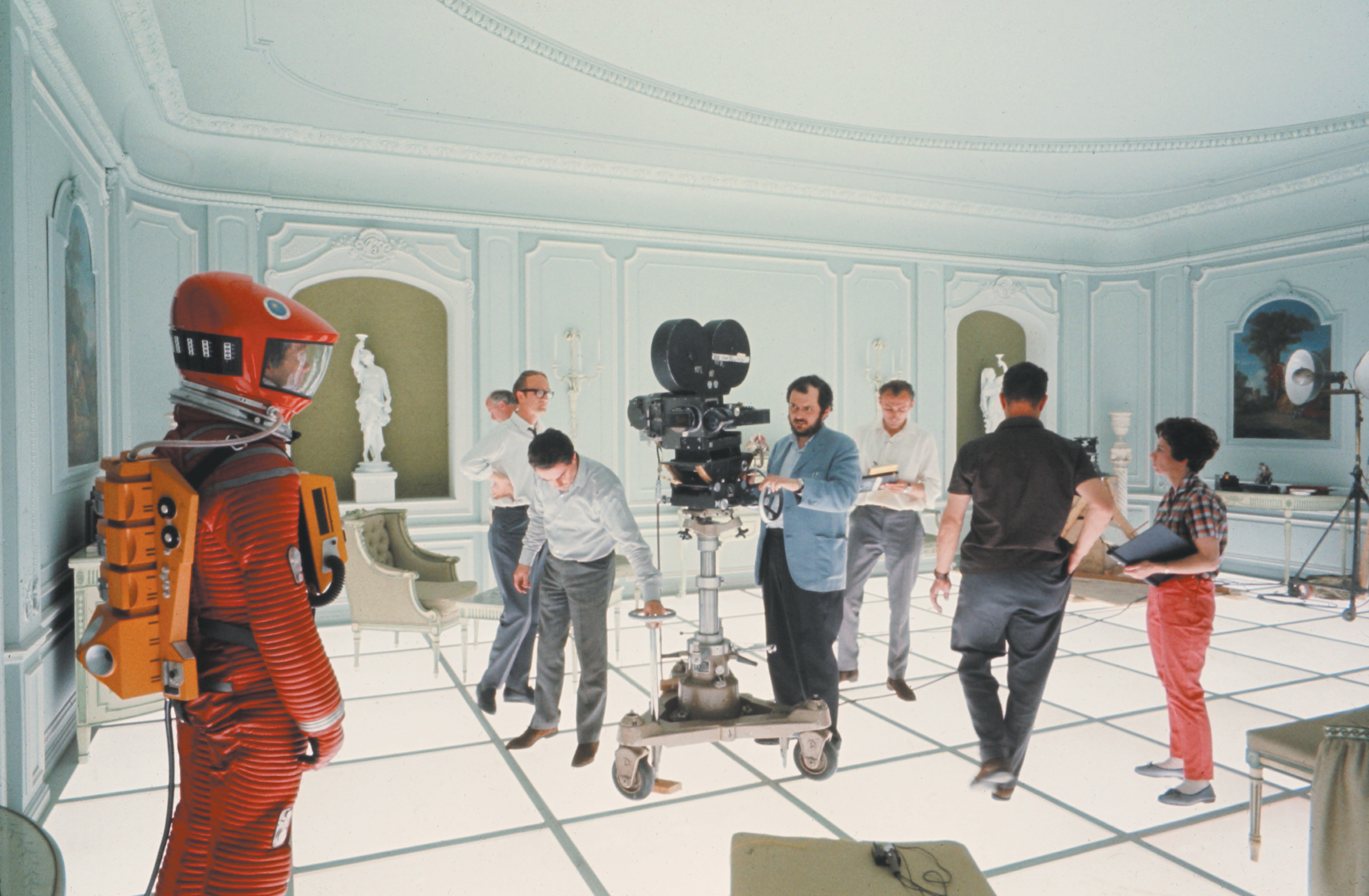 2001: A Space Odyssey' Exhibition Coming to Museum of Moving Image |  IndieWire