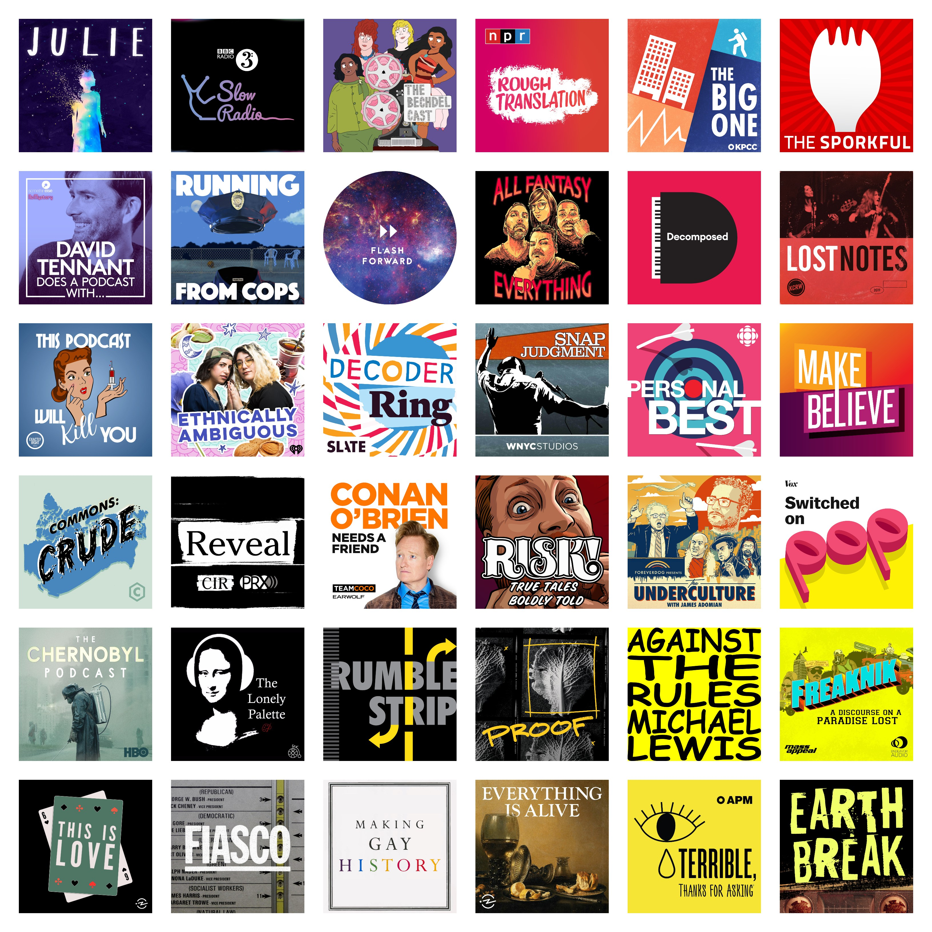 The Best Podcast Episodes of 2019 (So Far) | IndieWire
