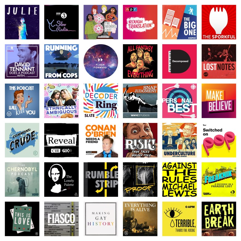 Best 2019 Podcasts So Far