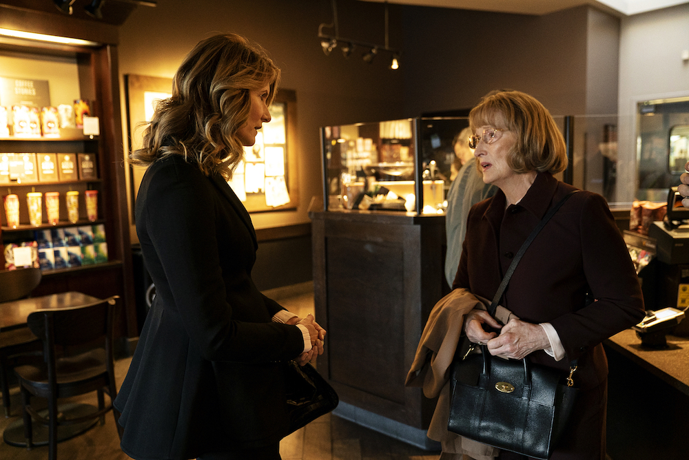 Big Little Lies Season 2 finale Laura Dern Meryl Streep Episode 7