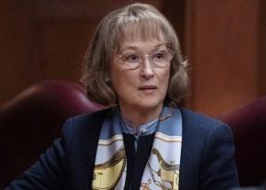 Big Little Lies Season 2 finale Meryl Streep
