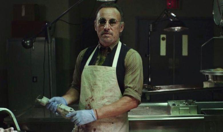 "Bruce Springsteen, ""Lilyhammer"""