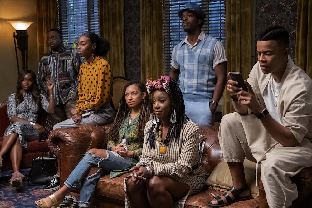 DEAR WHITE PEOPLE Season 3 cast