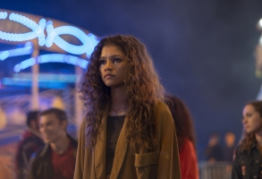 "Zendaya in ""Euphoria"" Season 1 HBO"