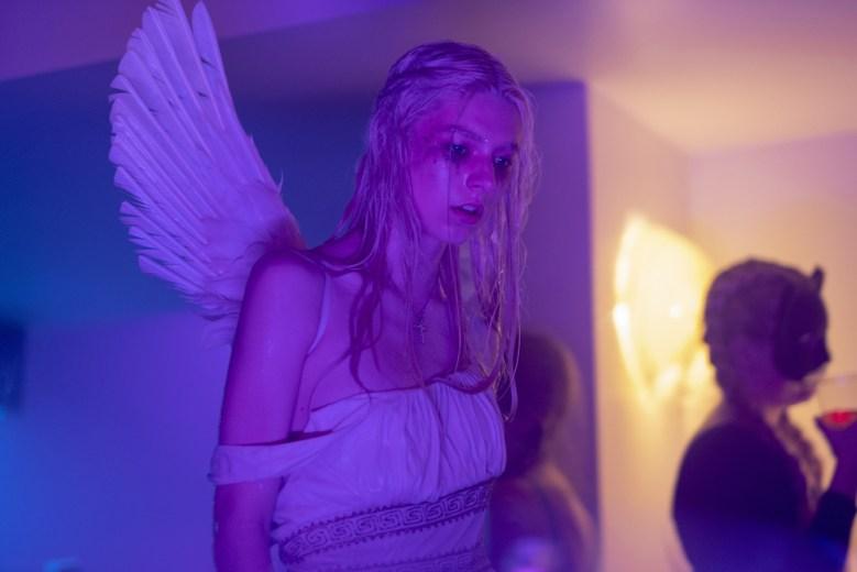 "Hunter Schafer in ""Euphoria"" HBO Season 1"