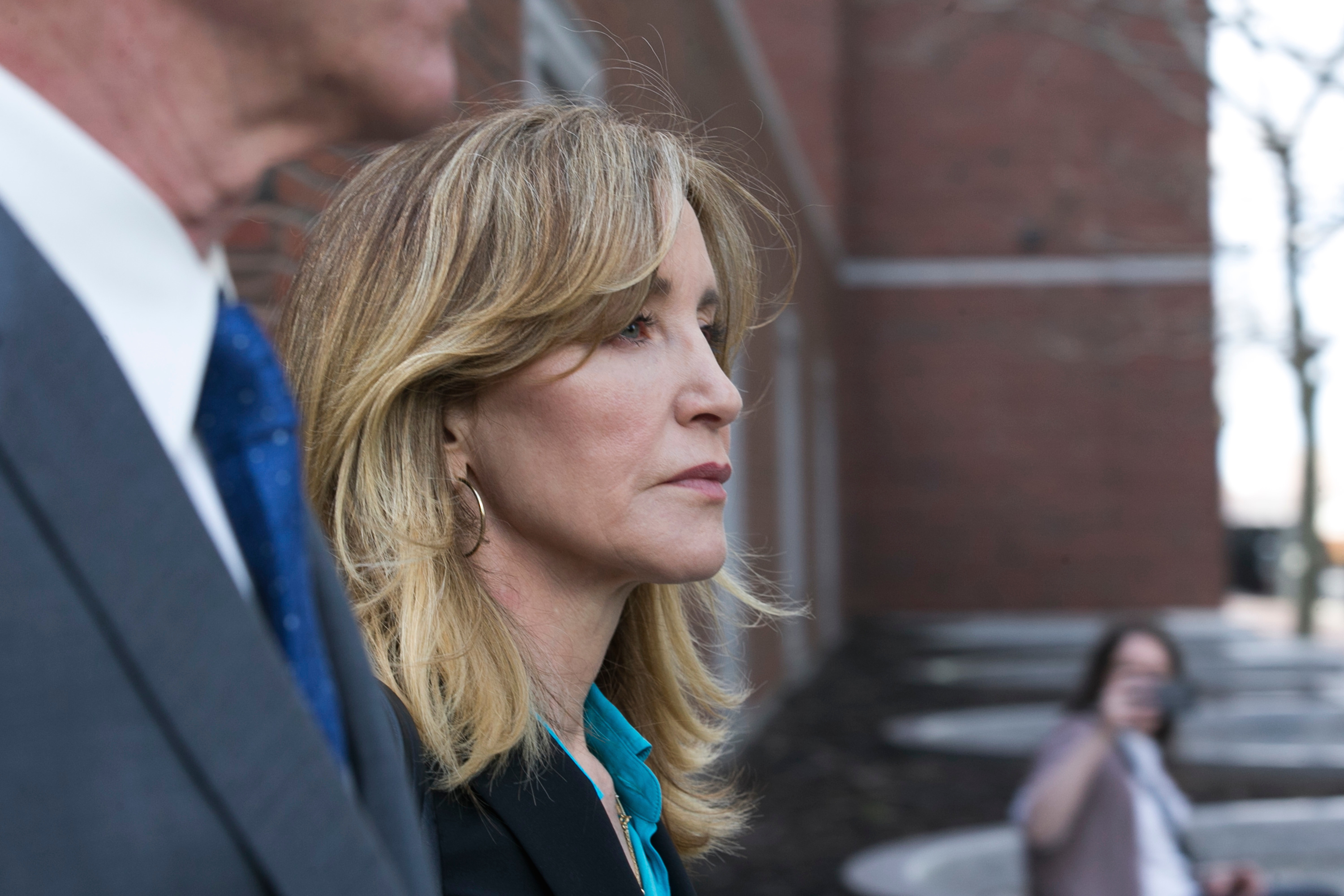 Felicity Huffman Sentenced to 14 Days in Prison After College Admissions Scandal