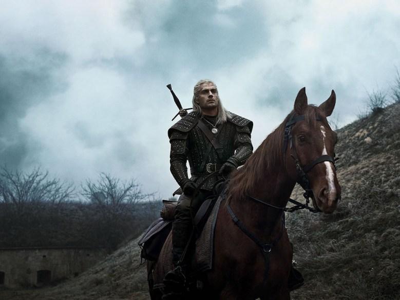 The Witcher Henry Cavill Netflix