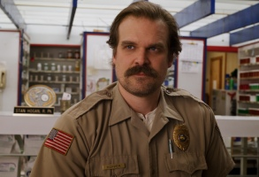 Stranger Things 3 David Harbour