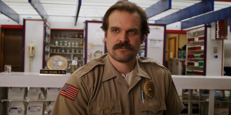 Stranger Things 3' Fans Unlock Secret Message About Hopper's Death